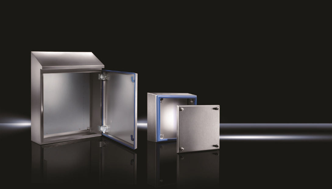 Rittal Hygienic design enclosures for Food & Beverage production