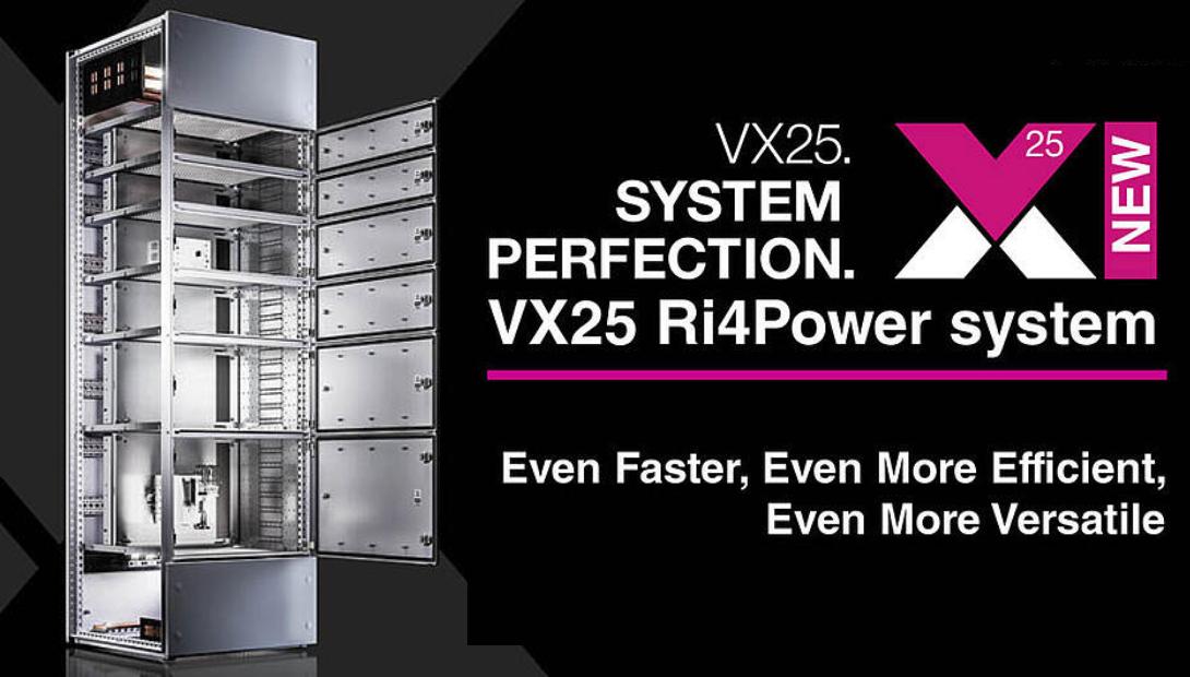 Rittal VX25 busbar system